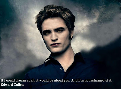 Edward Cullen Quotes
