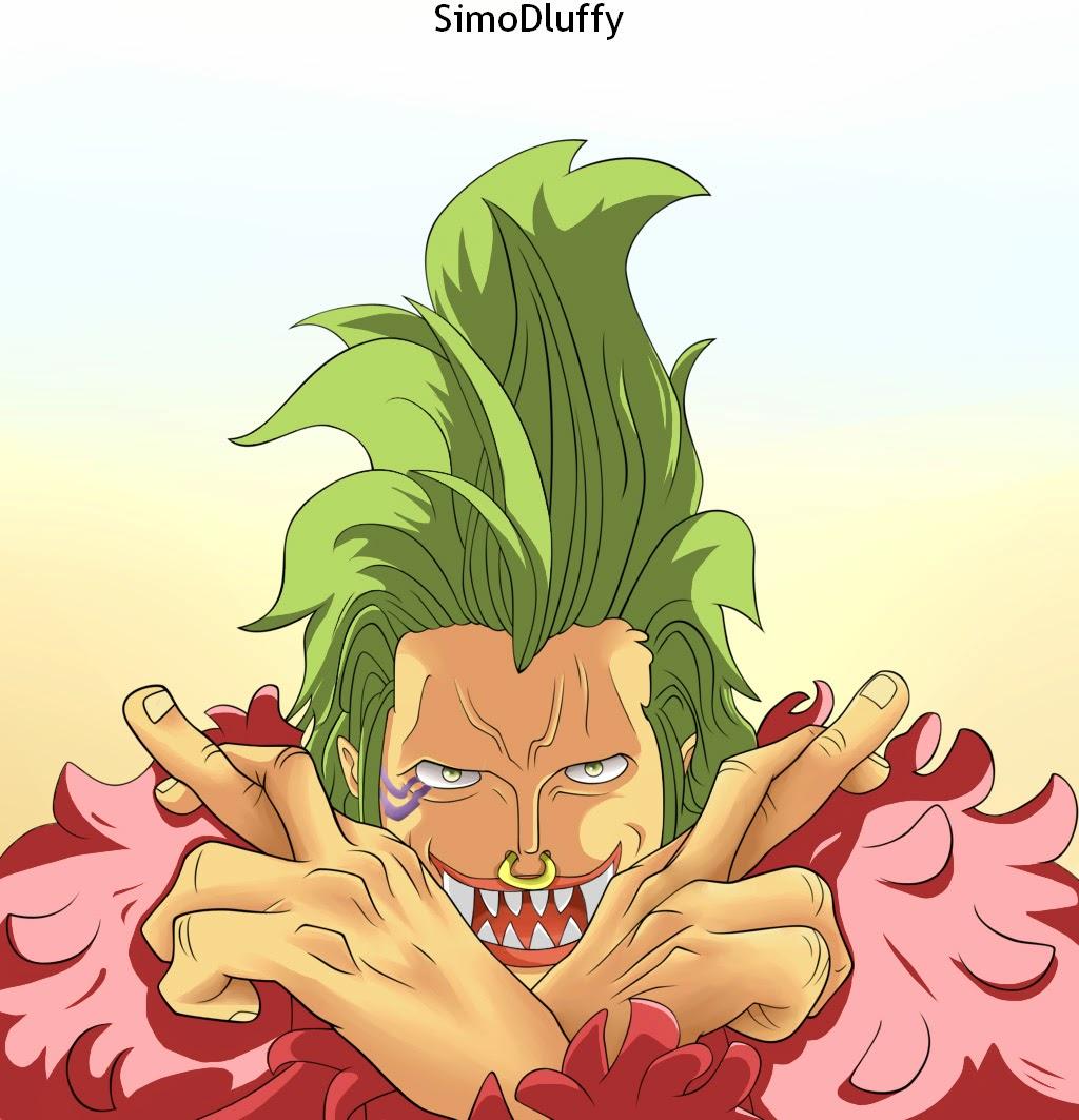 One Piece Chapter 741: Thần gió Usoland 023