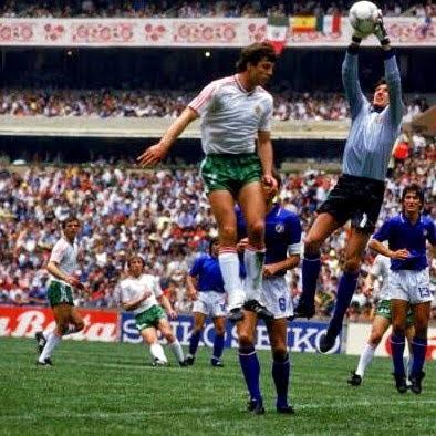 Recordando Mexico 86
