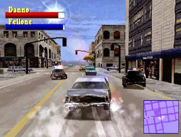 Скачать Driver 1 Игру - фото 7