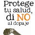 """Campaña preventiva """"Protege tu salud, di NO al dopaje"""""""