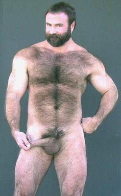 Gay Hairy Jack Radcliffe Bear