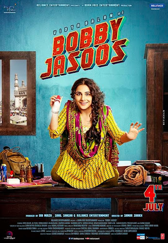 Bobby Jasoos (2014) Movie Poster No. 3