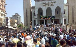 أنباء عن وفاة 6 أشخاص بشارع بورسعيد التجاري بالمنصورة، الذي يمثل امتدادًا للجمعية الشرعية