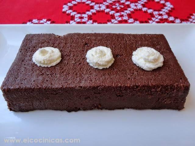 Pastel de Chocolate, con Semola