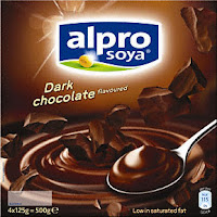 Alpro Pudding Dunkle Schokolade