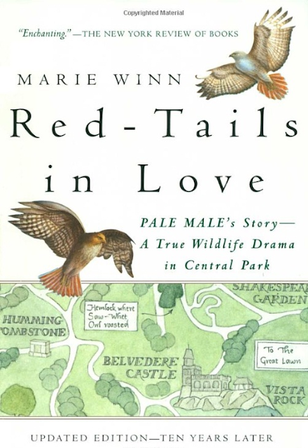 http://www.amazon.com/Red-Tails-Love-Wildlife-Central-Departures/dp/0679758461/ref=sr_1_1?ie=UTF8&qid=1387483551&sr=8-1&keywords=red+tails+in+love
