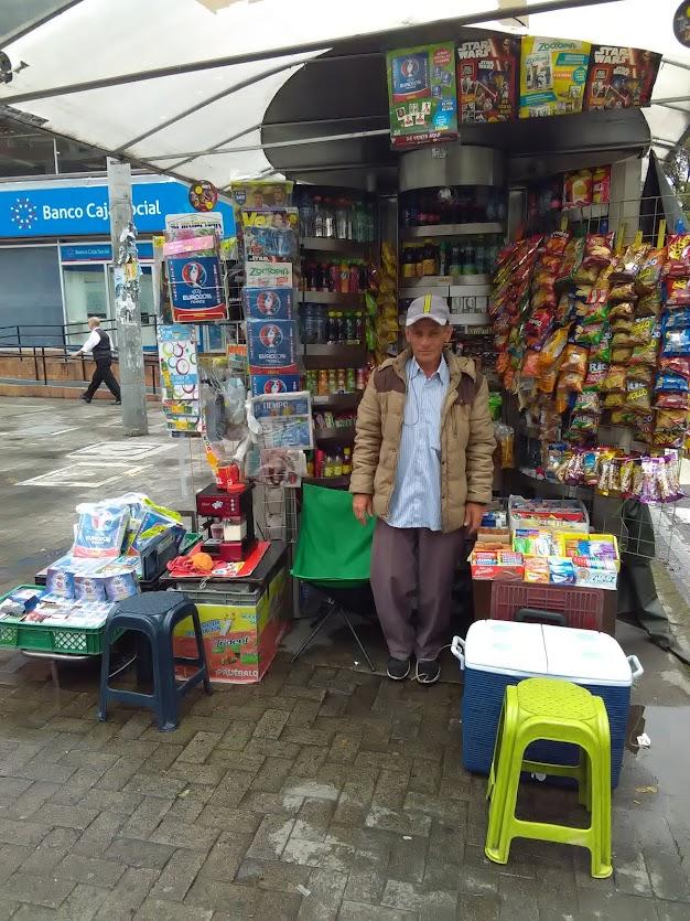 KIOSCO PANINI 234B (Bogotá)