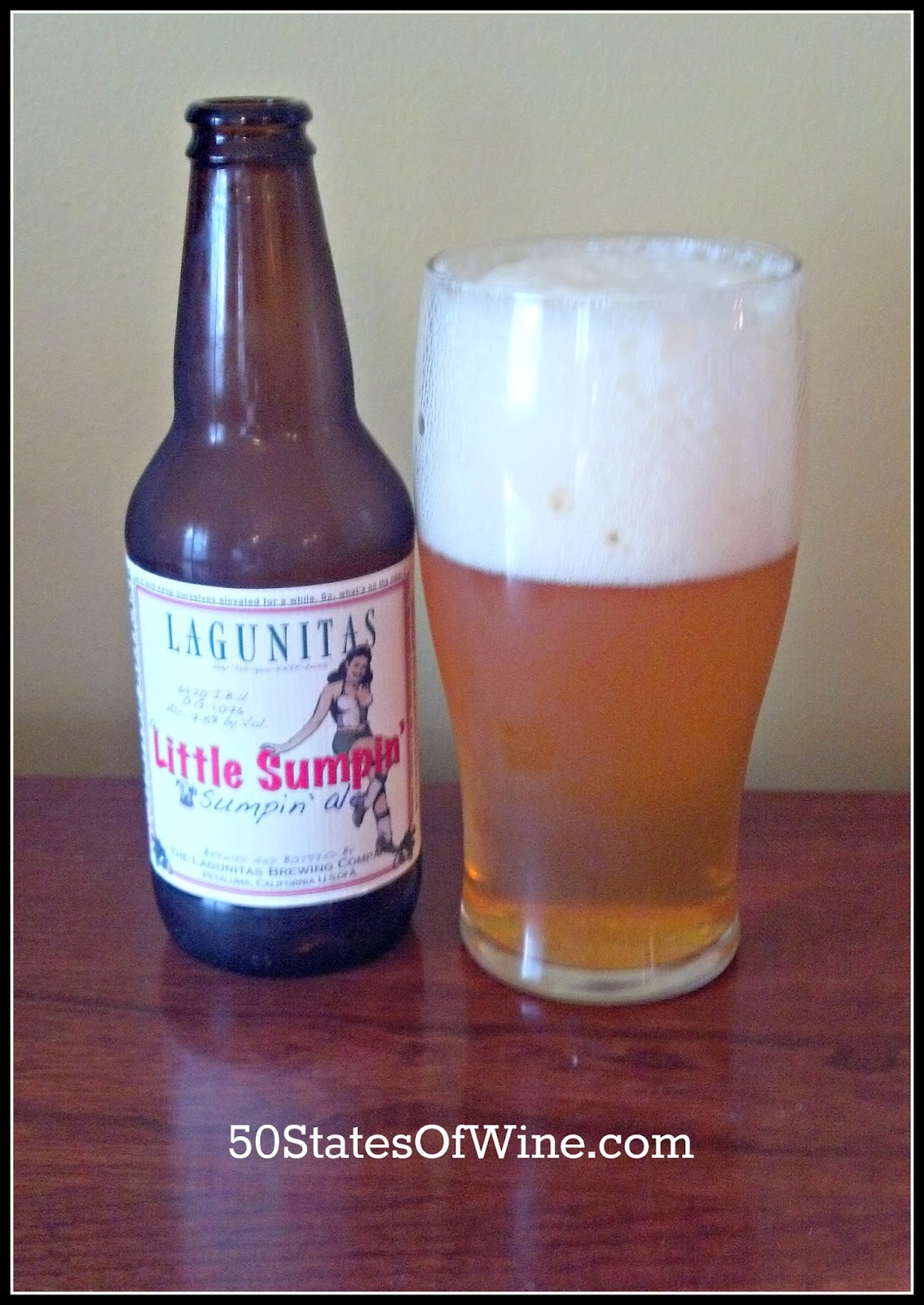 Lagunitas Brewing Company Little Sumpin' Sumpin'