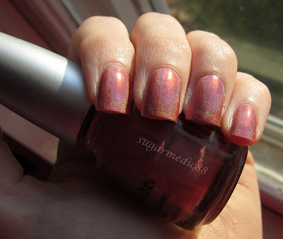 China Glaze TTYL Swatch