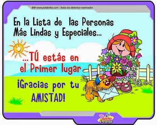 Imagenes Bonitas Con Frases De Amistad