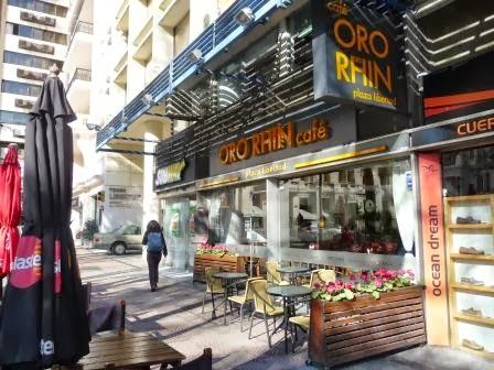 Oro del Rhin Plaza Cagancha