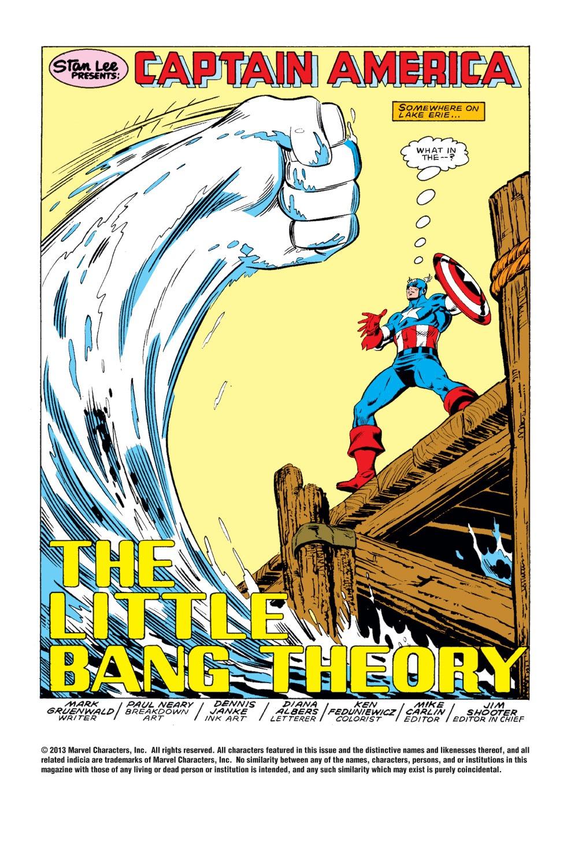 Captain America (1968) Issue #320 #248 - English 2