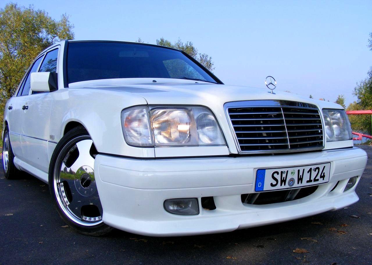 Mercedes-Benz W124 WALD