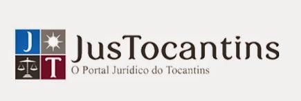 O Portal Jurídico do Tocantins.