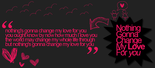 Nothings Gonna Change My Love For You Guitar Chords Thedeepak