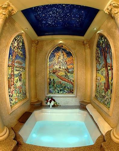 magic kingdom castle suite. Cinderella Castle Suite