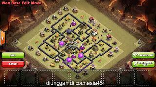 Base Clash of Clans TH 8 Terbaik 3