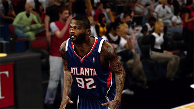 NBA 2K13 DeShawn Stevenson Cyberface 2K Patch