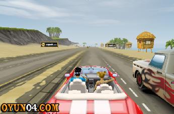 Manitayla Araba Yarışı