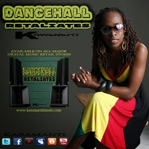 Buy DANCEHALL RETALIATES by KARAMANTI on ITUNES