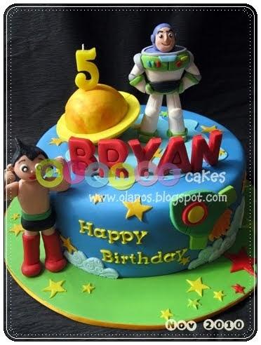 Bowling Birthday Cake Gif