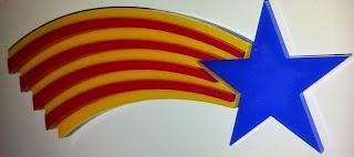 Imatge de l'estel de la independència
