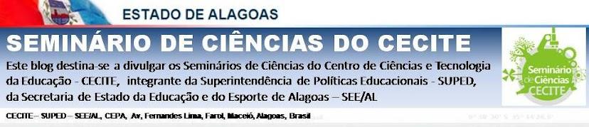 Seminário de Ciências do CECITE