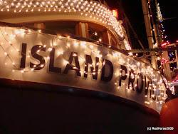 Island Provider at Ladner Carol Ships