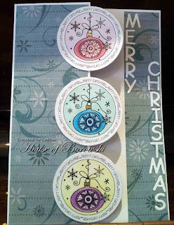 Outlawz Sunday CAS Challenge, Bugaboo Christmas Tags