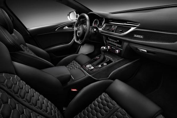 new 2013 Audi RS6 A6