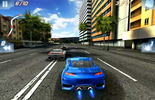 Fast Five Racing For Android HVGA And QVGA  Apk   Sd Data Files