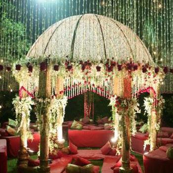 Luxury wedding decorations designs from india junglespirit Images