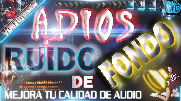 COMO QUITAR EL RUIDO DE FONDO DE UN VIDEO CON CAMTASIA STUDIO | 2015