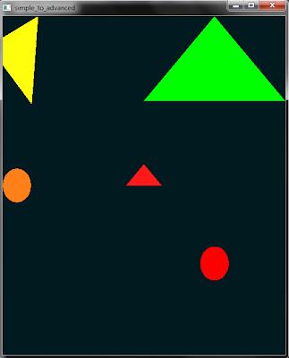 OpenGL Program Examples