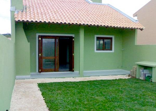 Casas pequenas e bonitas coisas pra ver for Ver jardines de casas pequenas
