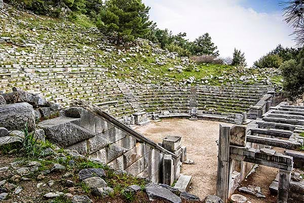 Theatre of Priene