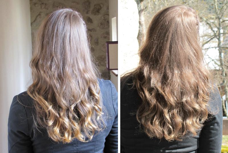 coiffure cheveux court boucl - Coloration Vgtale Marcapar