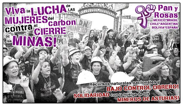 Las Mujeres del carbon. Abuelohara