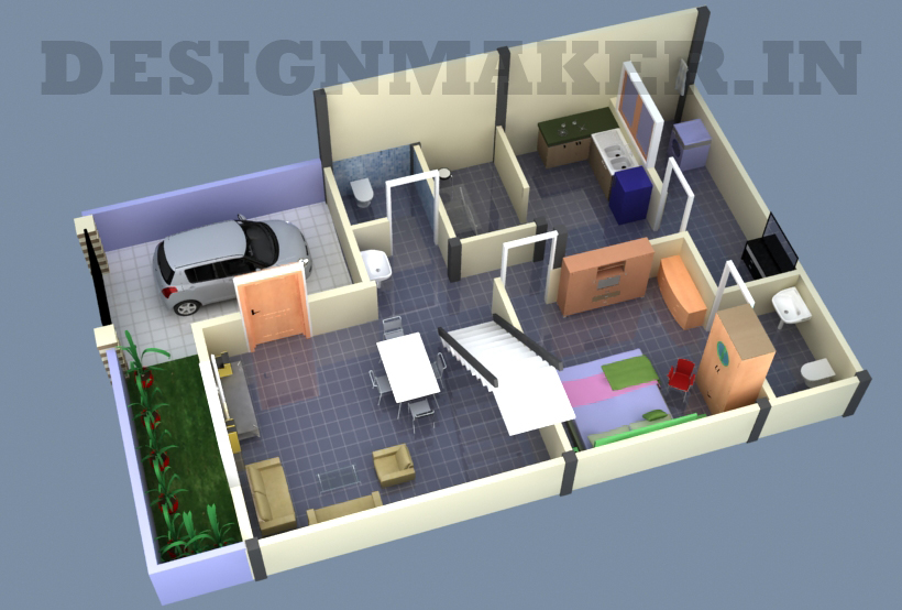 Interior Designer 3d Floor Plan