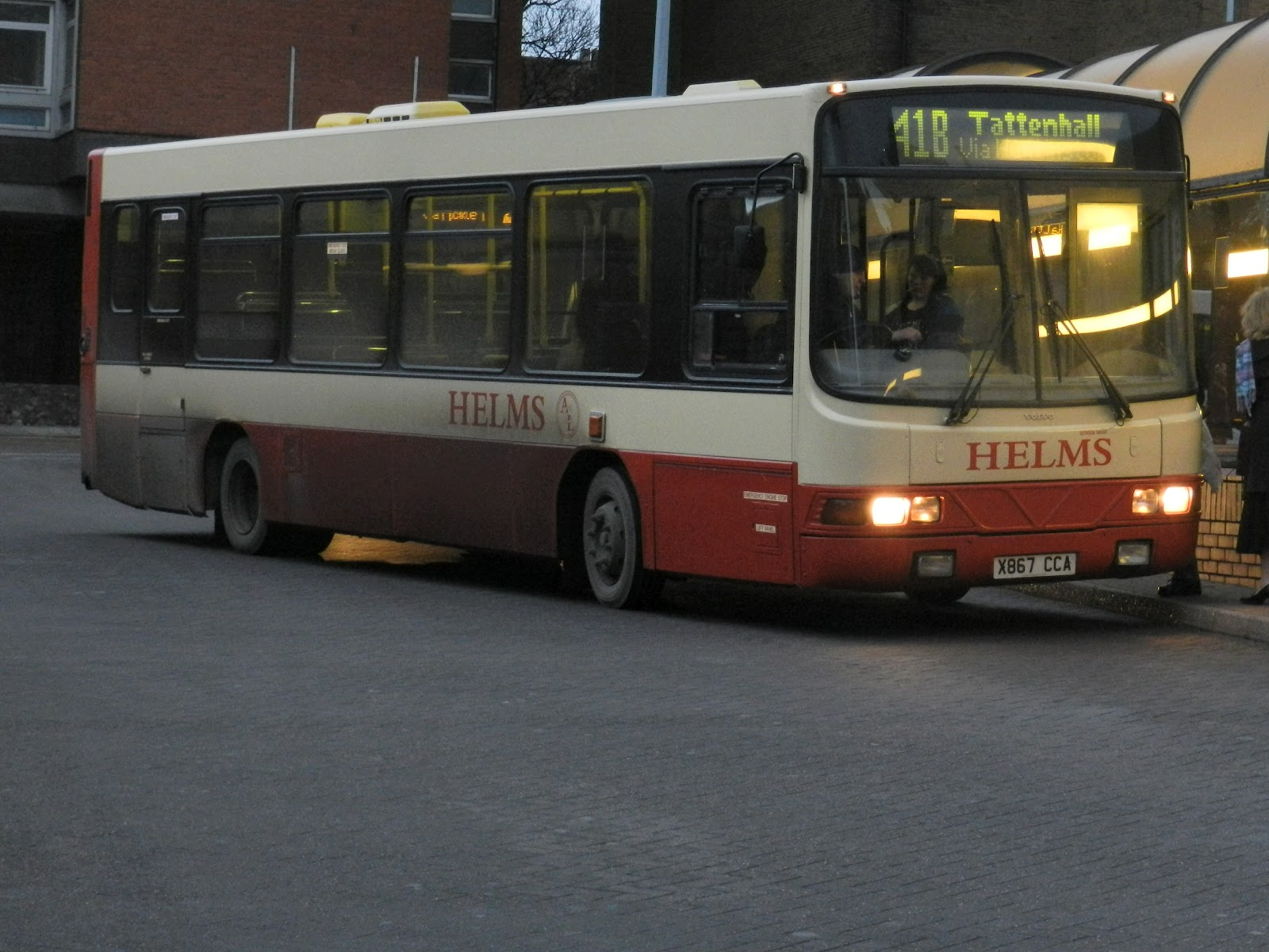 WirralBuses: February 2012