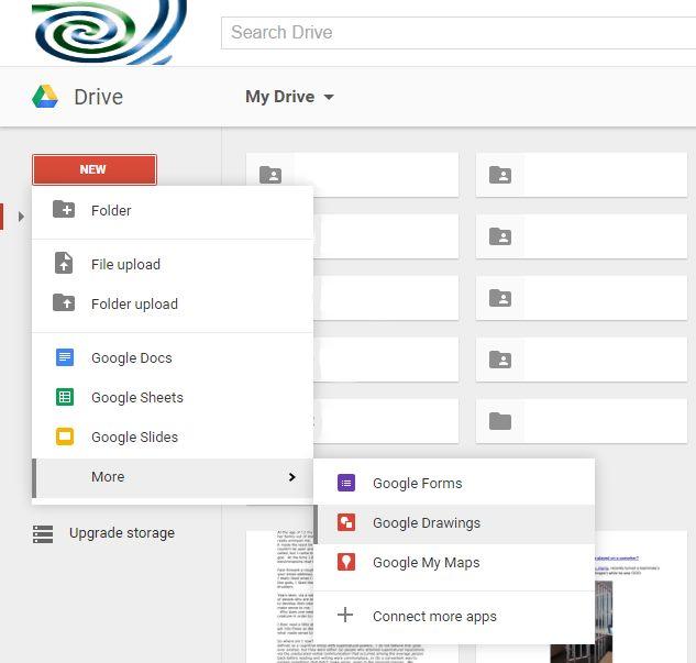 Venn Diagrams and Google Docs/Drive | Kincorra International