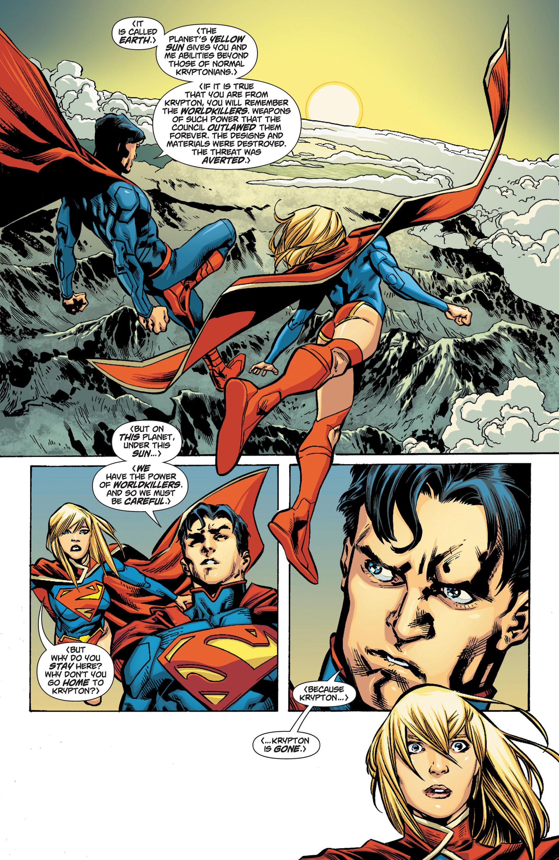 Supergirl (2011) Issue #2 #4 - English 20