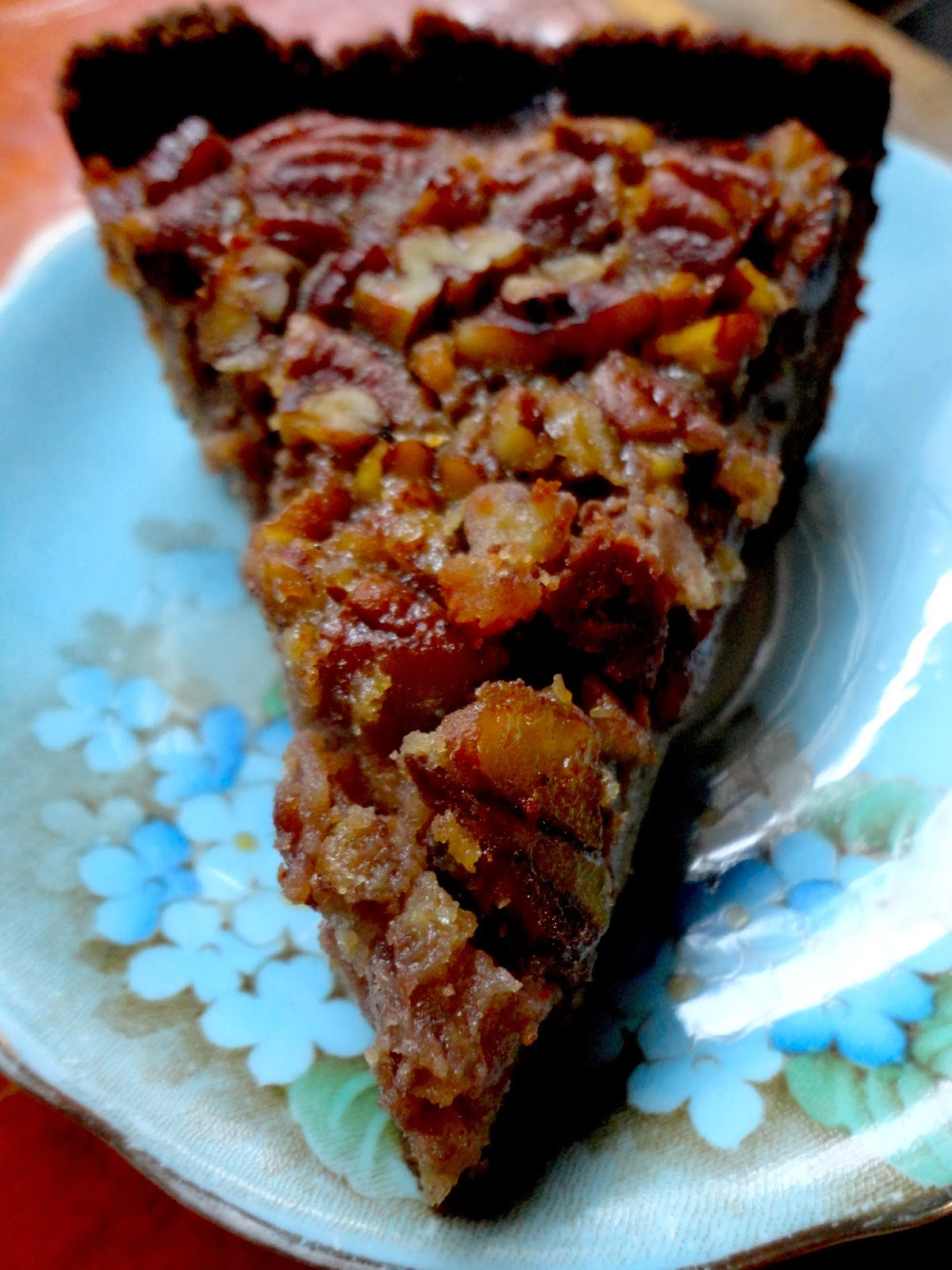 Paleo Pecan Pie For The Soul | Rising Moon Nutrition