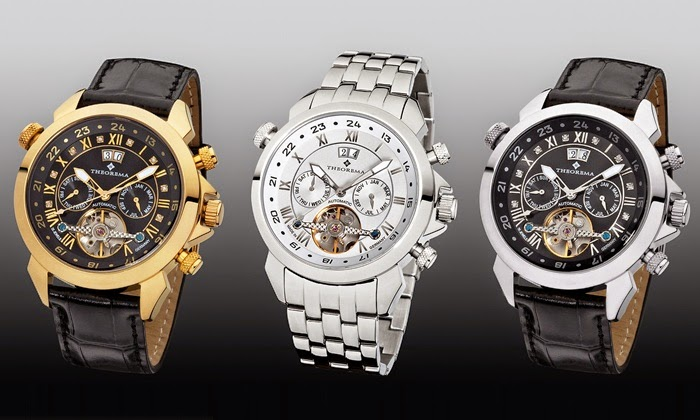 luxury automatic watches