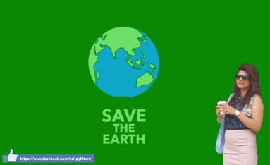 Kricpy Khera Save Earth