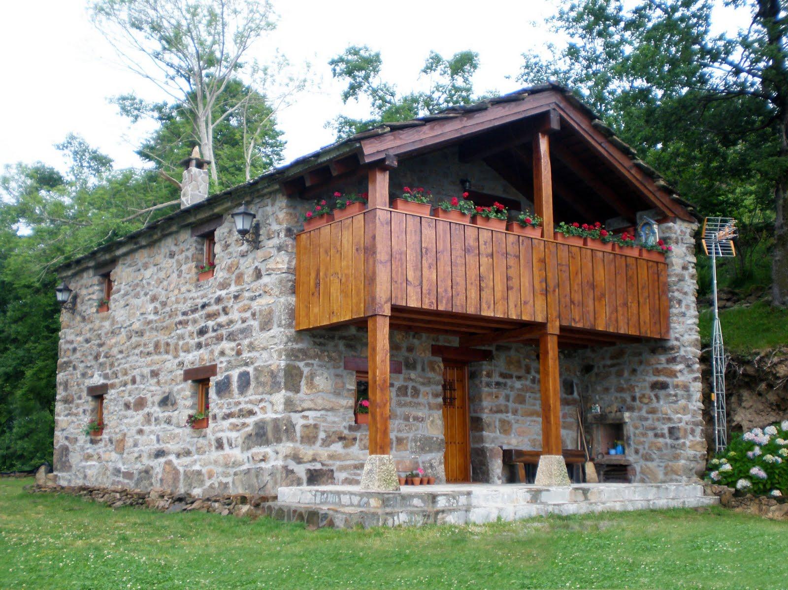 Nuestra casa en la monta a una casa para vivir y so ar for Casa en la montana