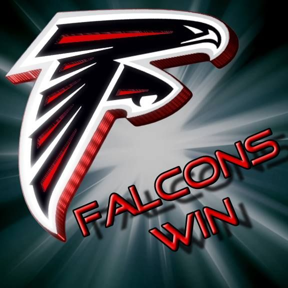 Falcons win