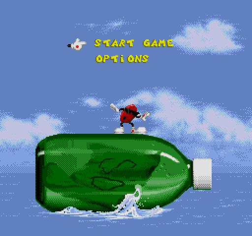 Cool Spot (Genesis/Mega Drive)