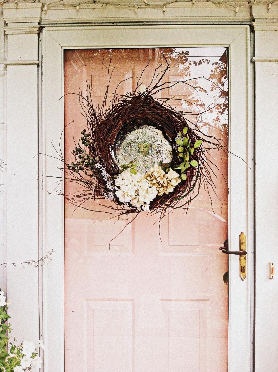 Cindy 39 s fractured fairy tale dressin up the door for Fairy front door